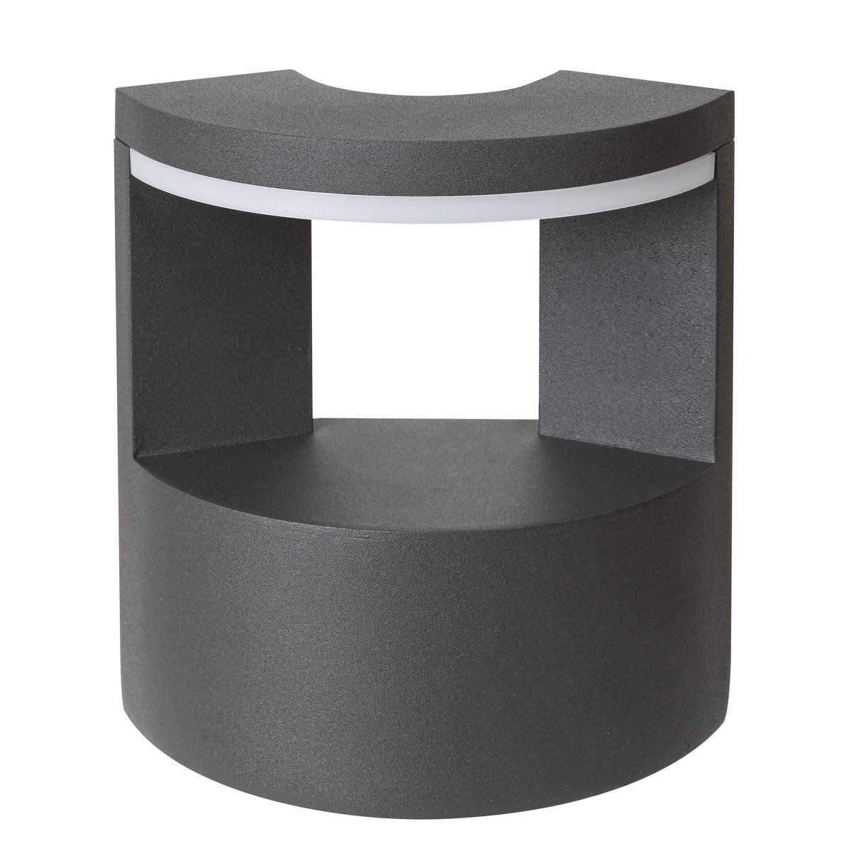 Rabalux 7967 Wallowa Venkovní LED nástěnné svítidlo, šedá