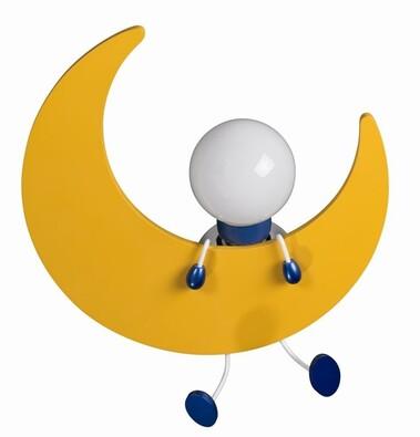 Philips dětské stropní svítidlo Chlapec na Měsíci