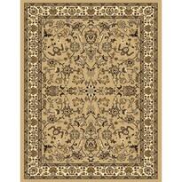 Kusový koberec Samira 12002 beige, 60 x 110 cm