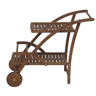 Zahradní servírovací vozík