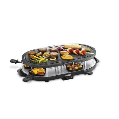 Princess 16 2253 raclette gril kámen a teflon