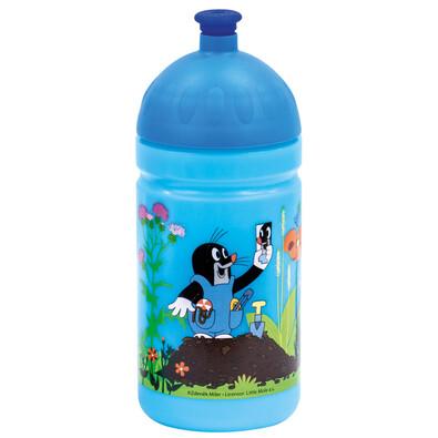 Bino Zdravá lahev Krtek modrá