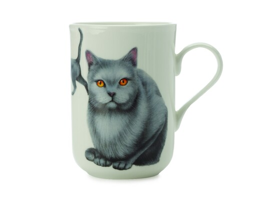 Maxwell & Williams Pets Kartouzská kočka hrnek  300 ml
