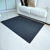 Kusový koberec Udinese antracit, 80 x 150 cm