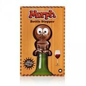 Zátka do lahve Morph, hnědá