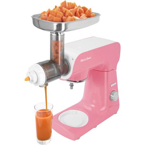 Sencor STM 44RD kuchynský robot, červenoružová