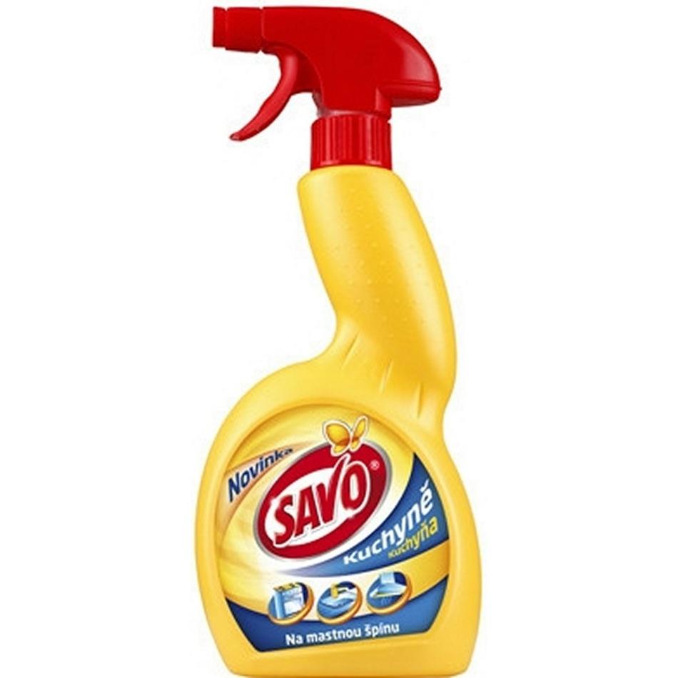 Savo čistící prostředek do kuchyně 500 ml