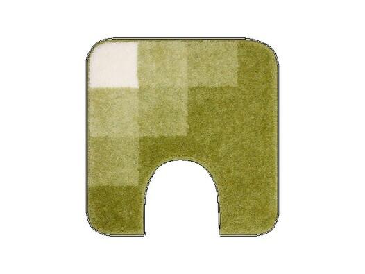 WC předložka Grund UDINE zelená, 50 x 50 cm