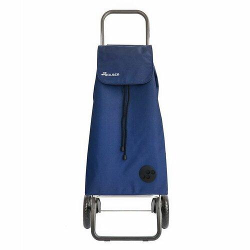 Rolser Nákupná taška na kolieskach I-Max Termo Zen Convert RG, modrá