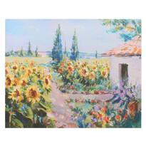 Obraz na plátne Sunflowers, 56 × 46 × 2 cm