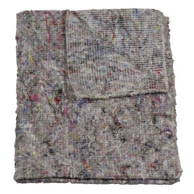 Cârpă de pardoseală, nețesută, 50 x 60 cm, gri