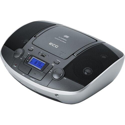 ECG CDR 1000 U TITAN prenosné rádio s CD