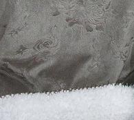 Luxusní beránkové deky, 4Home, světle hnědá