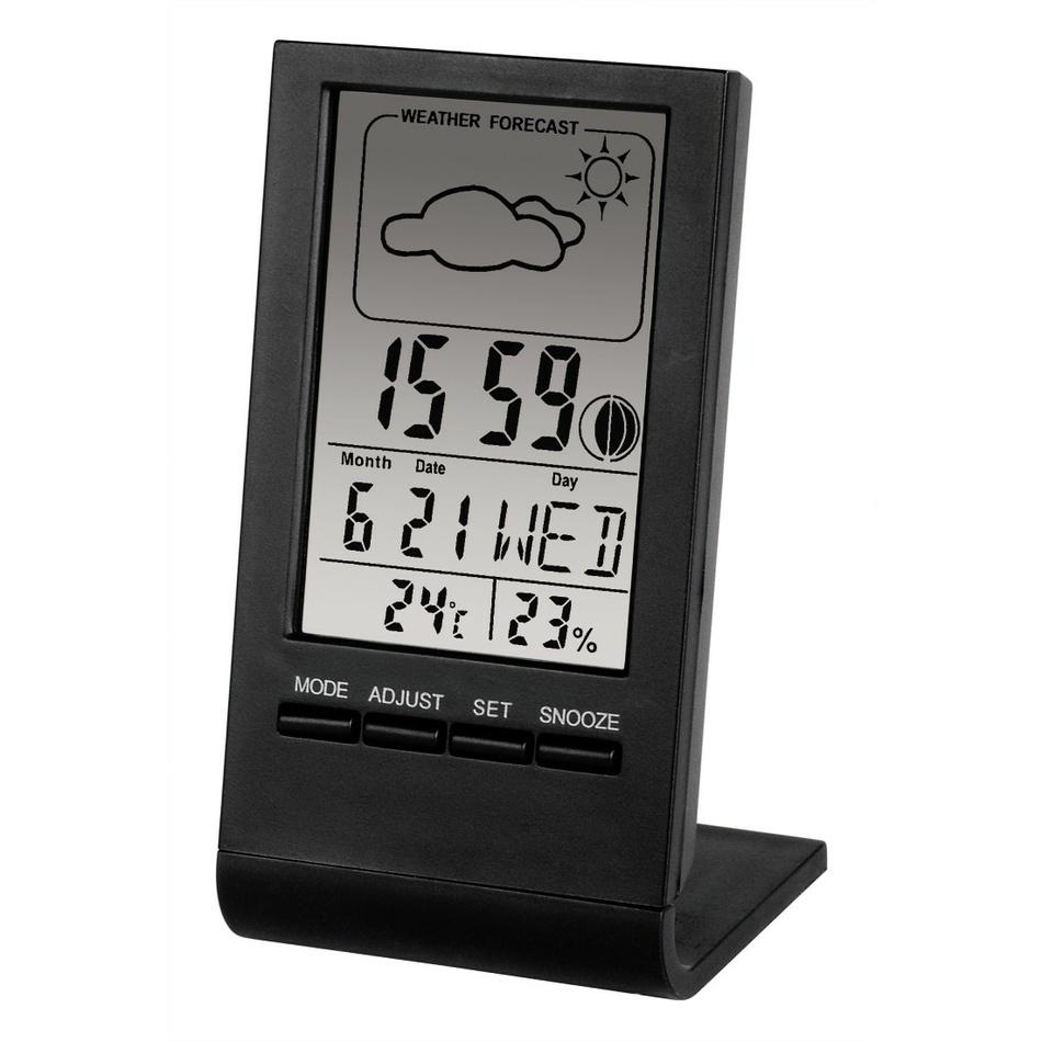 Hama LCD teploměr/vlhkoměr TH100