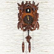 Nástěnné hodiny kukačky 25 x 18 x 12,5 cm
