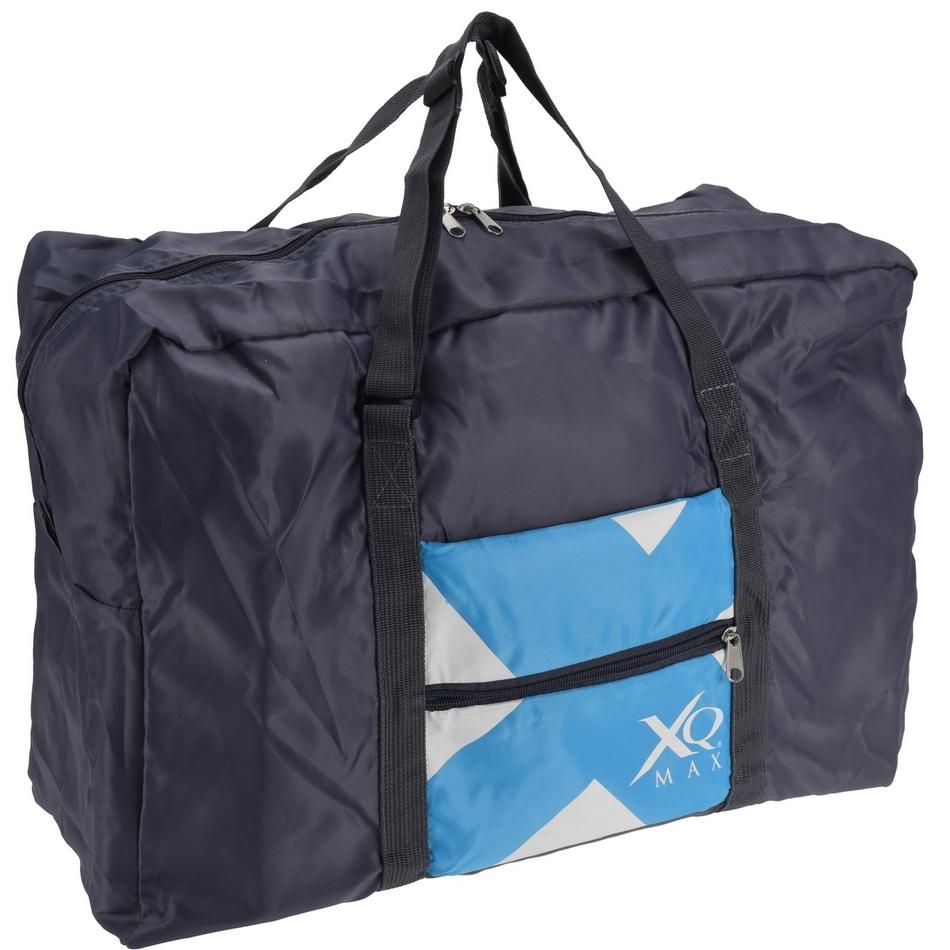 Koopman Skládací sportovní taška Condition modrá, 35 l