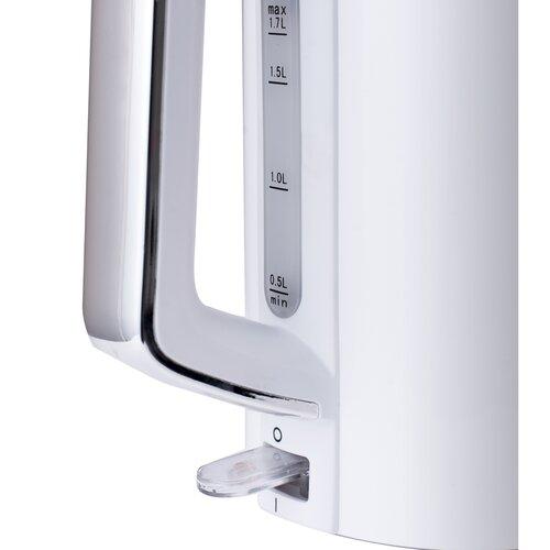 Concept RK3170 gyorsforraló hőszabályozással, Cool Touch 1,7 l, fehér