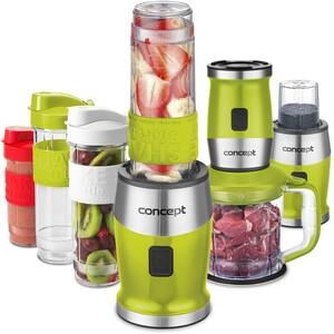 Concept SM3393 Fresh&Nutri multifunkční mixér, 700 W + láhve 2 x 570 ml + 400 ml, zelená