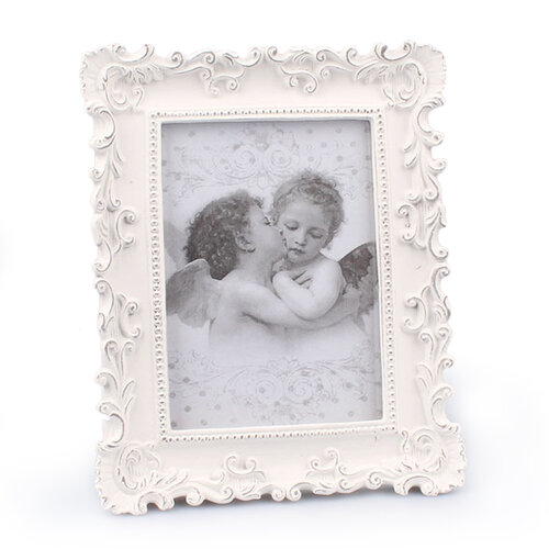 Fotorámček Amore, biela, Dakls