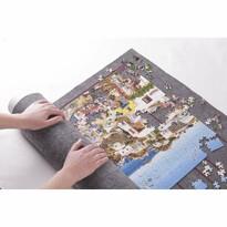 Trefl Rolovací podložka pod puzzle, 120 x 90 cm
