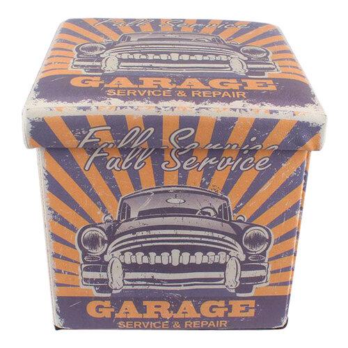 Taburet pliabil Garage, 32 cm