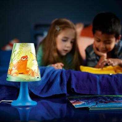 Philips Disney Lampa stolná Hľadá sa Dory