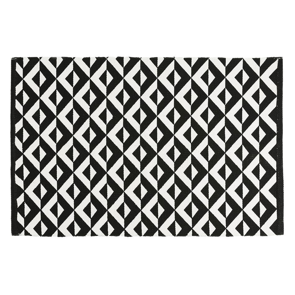 Koopman Kusový koberec Negativ, 60 x 90 cm