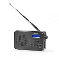 Nedis Rádioprijímač DAB+ / FM
