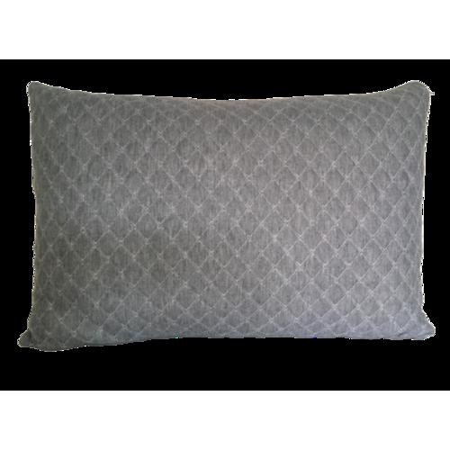Wendre Ortopedický polštář Koppla šedá, 40 x 60 cm