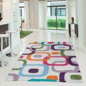 Kusový koberec Crazy 2220 Multi, 120 x 170 cm