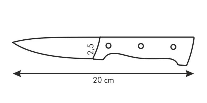 Tescoma Nůž univerzální Home Profi 9 cm