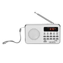 Bravo B-6039 radio cyfrowe Sam, biały