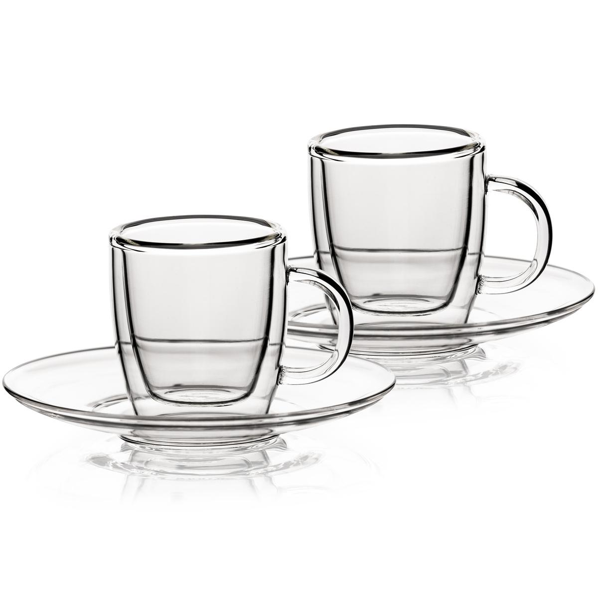 Produktové foto 4home Termo sklenice Ristretto Hot&Cool, 50 ml, 2 ks