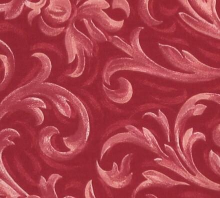 Pěnové sedáky na židle, červená