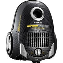 Sencor SVC 7CA 3AAA podlahový vysavač, černá