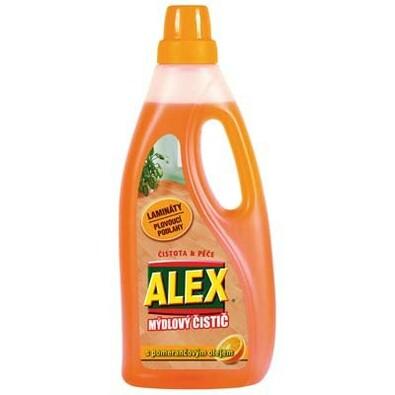 Alex Mýdlový čistič laminát, korek 750 ml