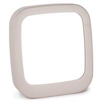 Zrkadlo Piazza béžová, 18,5 x 19,5 cm