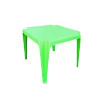 Dětský stůl, zelená