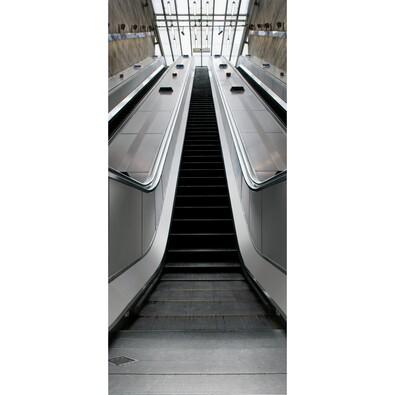 Fototapeta eskalátor 95 x 210 cm
