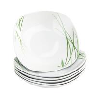 Domestic Sada hlubokých talířů Delia 21,5 cm, 6 ks