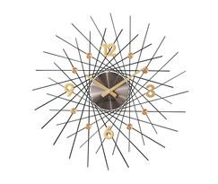 Lavvu Crystal Lines LCT1051 falióra  antracit, átmérő 49 cm