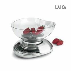 Kuchyňská váha mechanická, LAICA LC7107, stříbrná