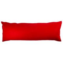 4Home Povlak na Relaxační polštář Náhradní manžel červená, 55 x 180 cm