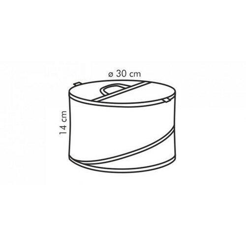 Tescoma DELICIA pokrywa na żywność 30 cm