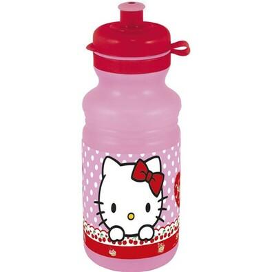 Banquet Hello Kitty dětská sportovní láhev 500 ml
