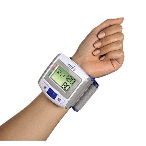 Lekársky tlakomer na zápästie SC7100,