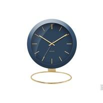 Karlsson KA5832BL Designové stolní hodiny, 25 cm