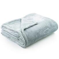 DecoKing Fluff takaró, menta, 150 x 200 cm