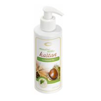 Topvet Kaštanové masážní mléko, 200 ml