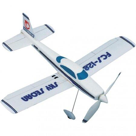 Model letadla Sky Sedan na gumičku